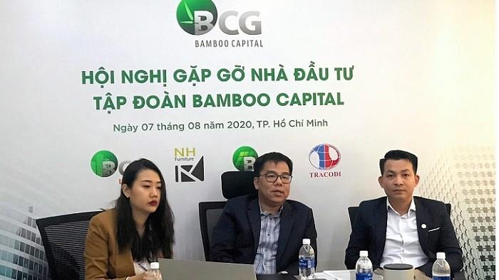 Bamboo Capital: 6 tháng lợi nhuận chỉ đạt 27 tỷ, có tự tin về đích cả năm?