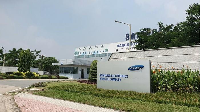 TP.HCM kiến nghị cho Công ty Samsung chuyển đổi sang doanh nghiệp chế xuất