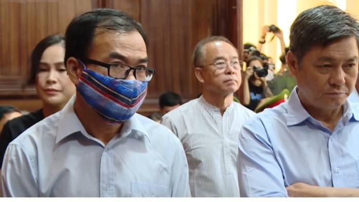 """Tuyên án vụ """"đất vàng"""" 8-12 Lê Duẩn: Ông Nguyễn Thành Tài lĩnh án 8 năm tù, buộc Lavenue trả đất cho TP.HCM"""