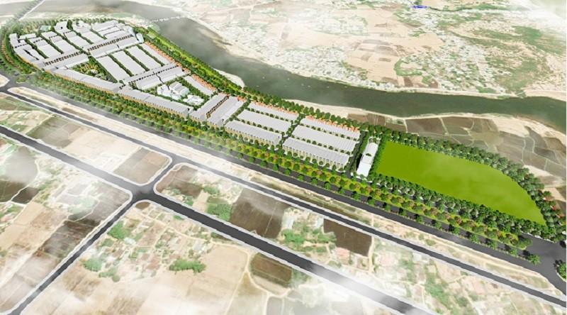 """Phát Đạt công bố """"rót"""" hơn 1.700 tỷ đầu tư dự án tại Quảng Ngãi  """