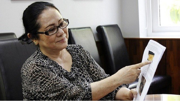 """""""Đại gia"""" Dương Thị Bạch Diệp sắp hầu tòa vụ hoán đổi """"đất vàng"""" thế chấp vay tại Agribank, Sacombank"""