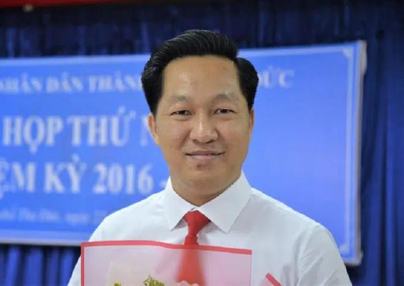 Chủ tịch huyện Nhà Bè được bầu làm Chủ tịch UBND TP. Thủ Đức