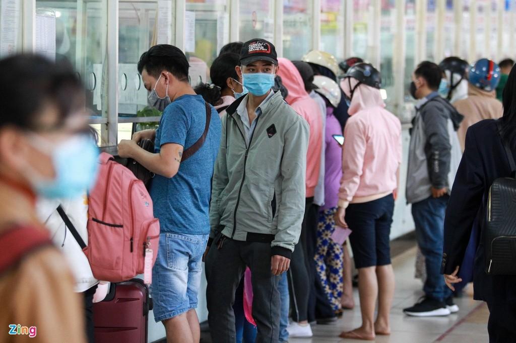 Chấp nhận mất phí, hành khách vẫn không được trả vé xe Tết