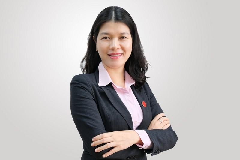 Chứng khoán Rồng Việt bổ nhiệm nữ Tổng giám đốc