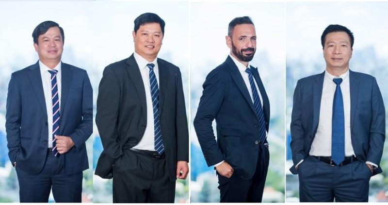 Coteccons biến động nhân sự vị trí quyền CEO, bổ nhiệm loạt tên tuổi lớn ngành xây dựng vào Ban điều hành