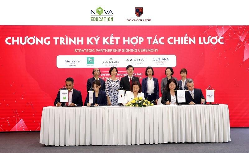 Nova Group chính thức giới thiệu hệ thống Nova Education
