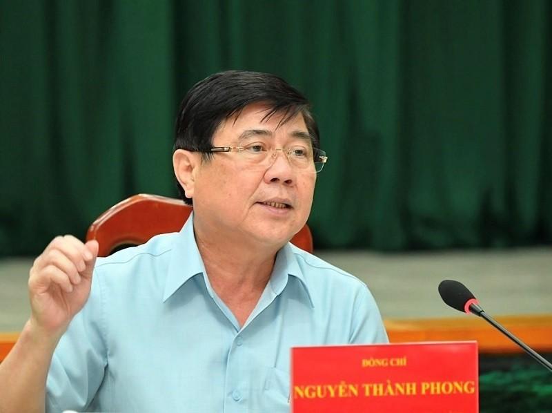 Chủ tịch UBND TP.HCM: Cần Giờ sẽ là thành phố du lịch, nghỉ dưỡng