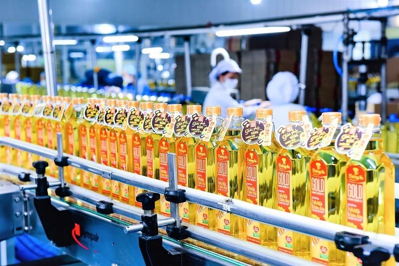 KIDO báo lãi quý 1 tăng 182%