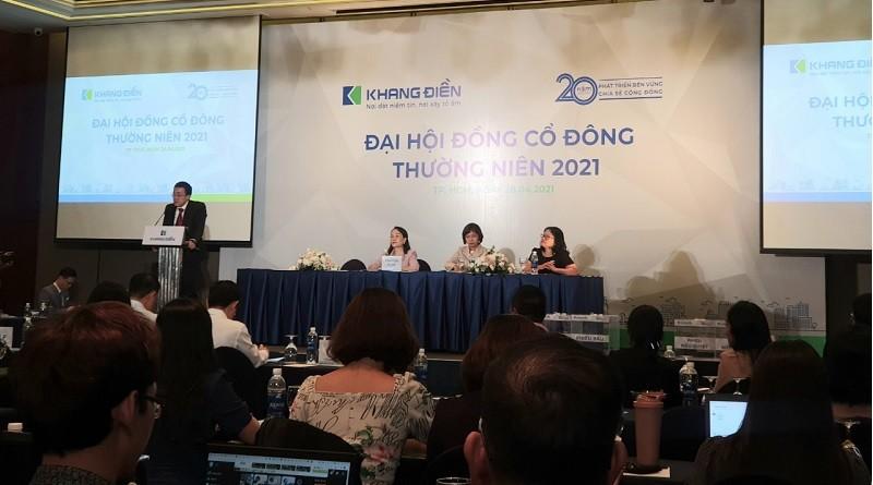 ĐHĐCĐ Khang Điền: Mục tiêu lợi nhuận 1.200 tỷ, trọng tâm vẫn là khu Đông Sài Gòn