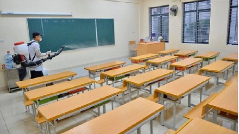 """TP.HCM: Thông báo """"khẩn"""" tới các trường học"""