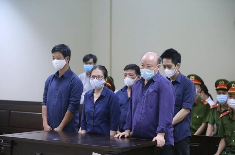 Đình chỉ xét xử kháng nghị tử hình nguyên Giám đốc Agribank Bến Thành tham ô, nhận hối lộ
