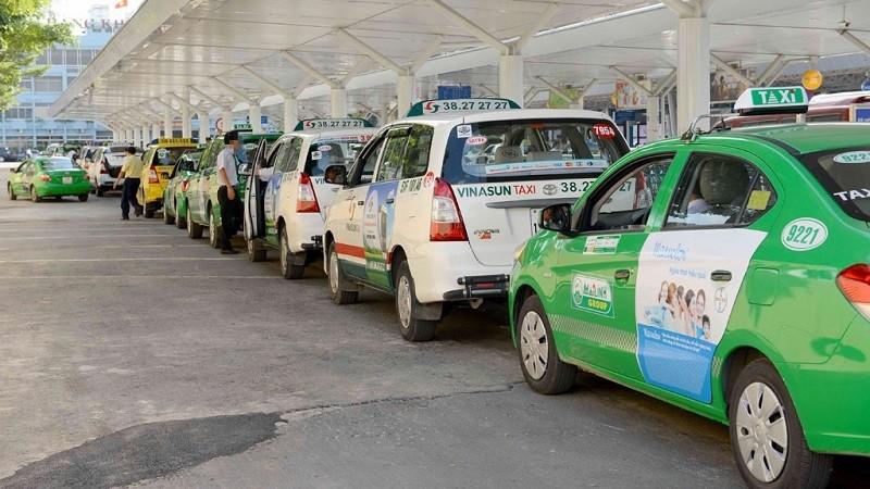 TP.HCM: Taxi Mai Linh và Vinasun được hoạt động để hỗ trợ y tế, đưa đón người tại sân bay