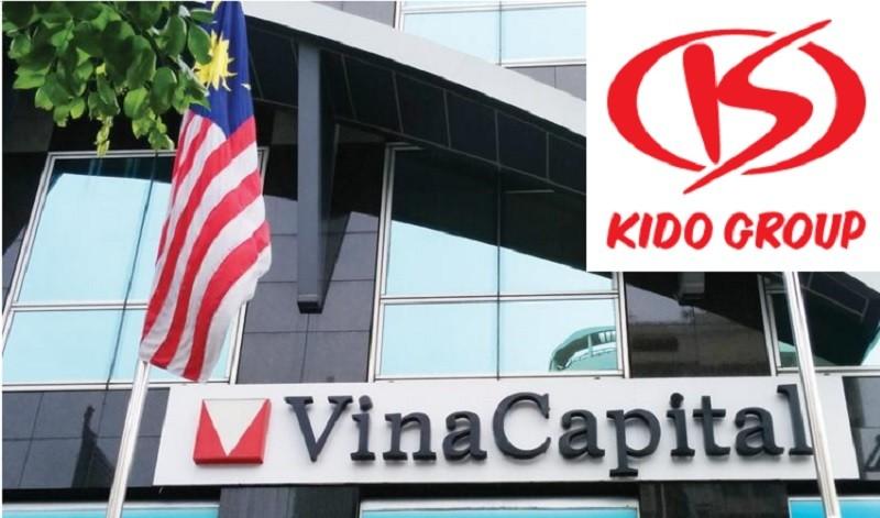 VinaCapital chi khoảng 18 triệu USD nâng sở hữu tại Tập đoàn KIDO