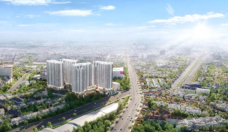 Moonlight Centre Point – Điểm sáng an cư và đầu tư tại Tây Sài Gòn