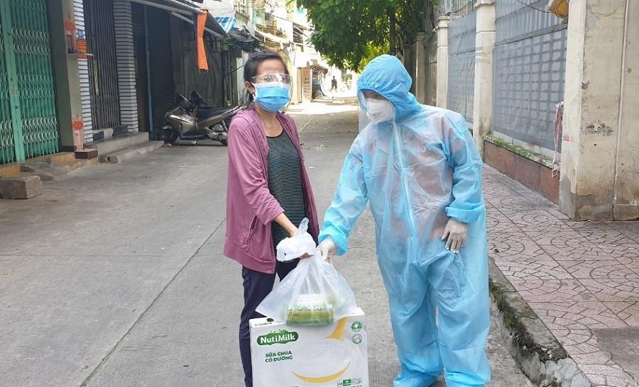 Nutifood trợ giá sữa 50% cho người dân Hà Nội