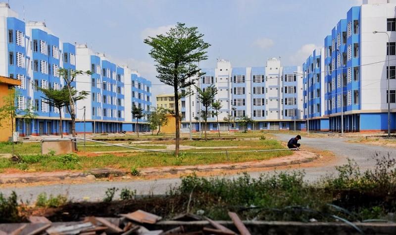 TP.HCM chỉ đạo về quy hoạch 15ha ở Bình Chánh xây nhà cho công nhân  