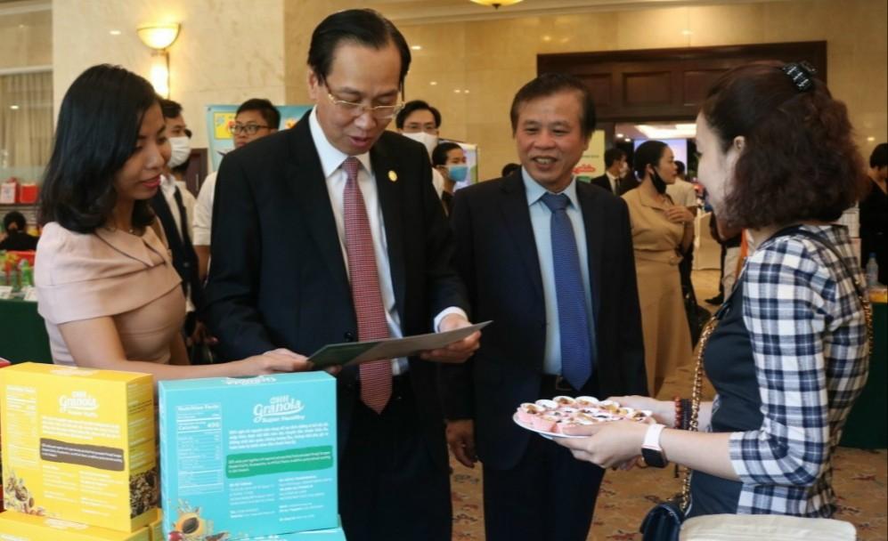 Mức độ tham gia chuỗi cung ứng toàn cầu nông sản Việt còn rất thấp