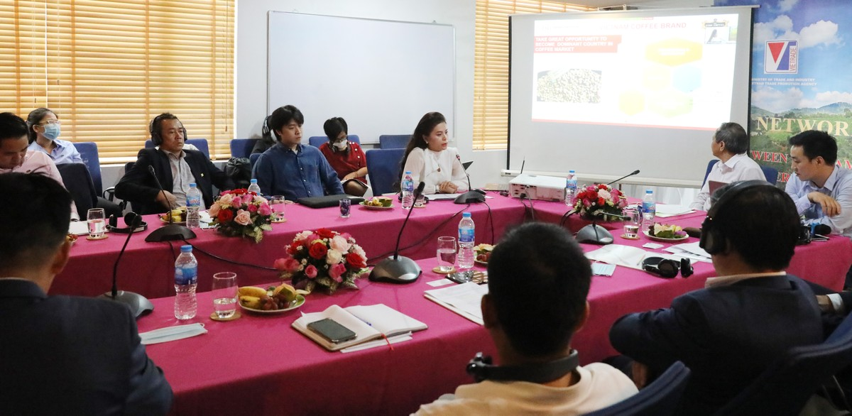 Tận dụng lợi thế FTA, thúc đẩy thị trường cà phê rang xay và hòa tan tại Việt Nam