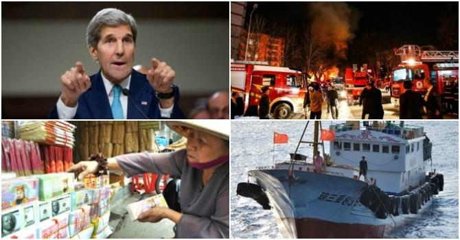 """Thế giới 24h: Washington sẽ """"đối thoại nghiêm túc"""" với Trung Quốc; Mỹ thu tiền âm phủ của người Việt"""