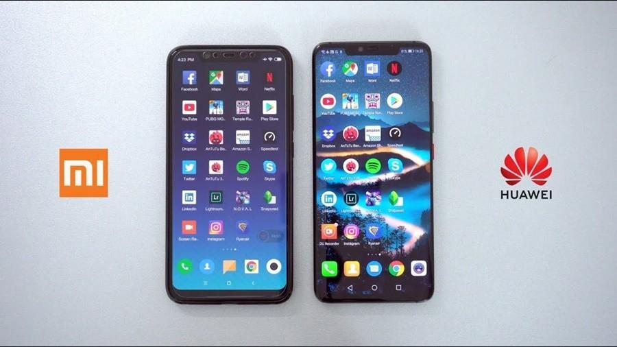 Huawei để mất vị trí nhà sản xuất smartphone thứ 3 thế giới vào tay Xiaomi