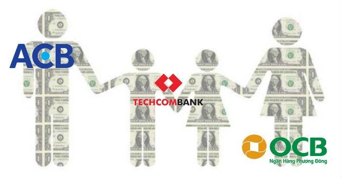 """Những ngân hàng """"gia đình trị"""""""