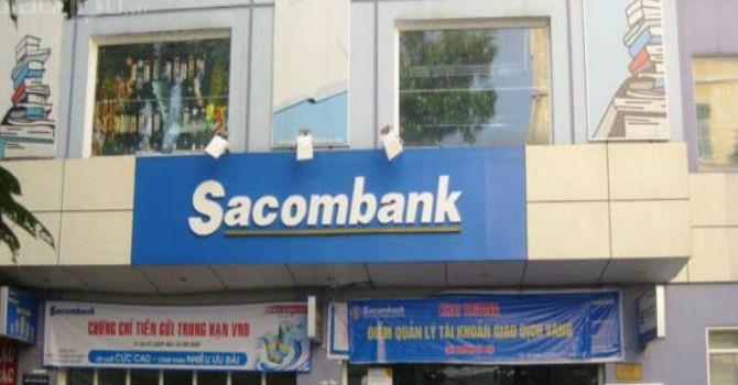 Sacombank bổ nhiệm ông Lê Văn Ron làm Phó Tổng giám đốc