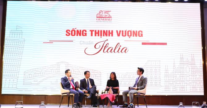 Bảo hiểm Generali Việt Nam mới chỉ khai thác 20% doanh thu qua ngân hàng