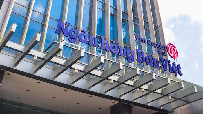 Năm 2019, lợi nhuận trước thuế của Ngân hàng Bản Việt tăng 36%