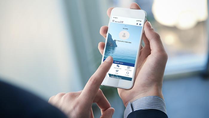 5 giây phê duyệt giao dịch qua ứng dụng Viet Capital Biz dành cho doanh nghiệp