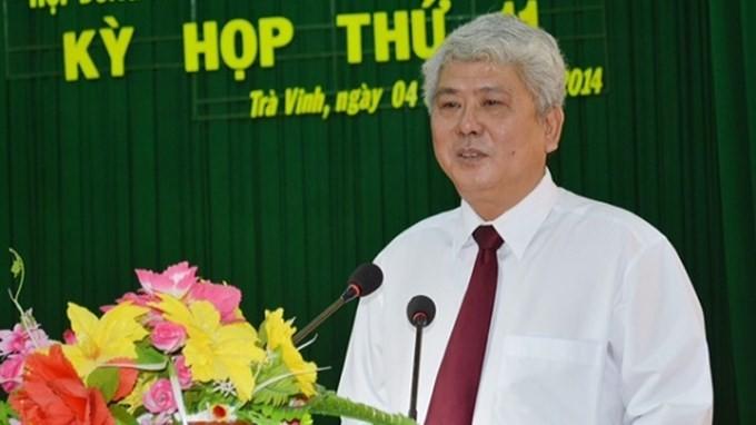 Thủ tướng phê chuẩn nhân sự 2 tỉnh Trà Vinh, Long An