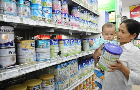 """Bộ Công thương: Việc thanh tra giá sữa """"vô cùng phức tạp"""""""