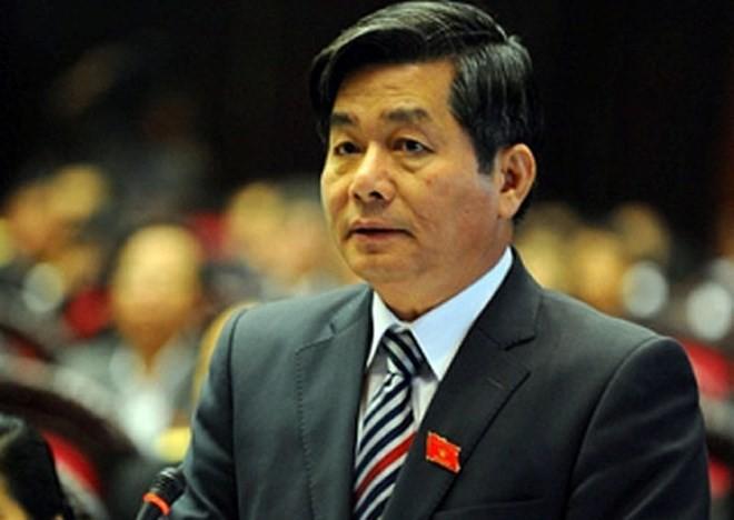 Bộ trưởng Bùi Quang Vinh: 2014 là năm đầu tiên tăng trưởng GDP vượt mục tiêu