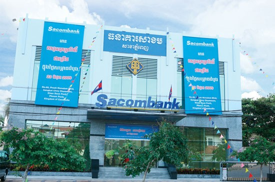 Phó tổng Sacombank bán ra gần 36.000 cổ phiếu STB
