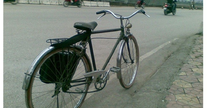 """Xe đạp Thống Nhất – Biểu tượng """"đại gia"""" một thời giờ còn lại gì?"""