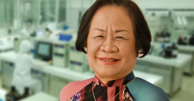 """""""Nữ tướng"""" Phạm Thị Việt Nga rời ghế Tổng giám đốc Dược Hậu Giang"""