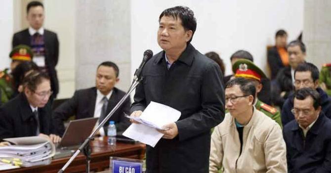 6 điều đặc biệt ở phiên tòa xử ông Đinh La Thăng