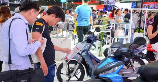 Thị trường xe máy cận Tết: Xe tăng kịch sàn, mẫu giảm nhỏ giọt