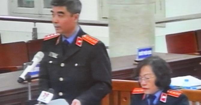 Viện kiểm sát: Trịnh Xuân Thanh phạm tội tham ô là có căn cứ