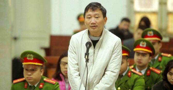 Trịnh Xuân Thanh lĩnh bản án chung thân thứ 2