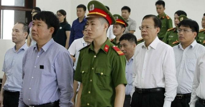 Viện kiểm sát đề nghị y án ông Đinh La Thăng 13 năm tù