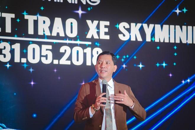 Những lần nói đạo lý của trùm đa cấp lừa đảo Sky Mining