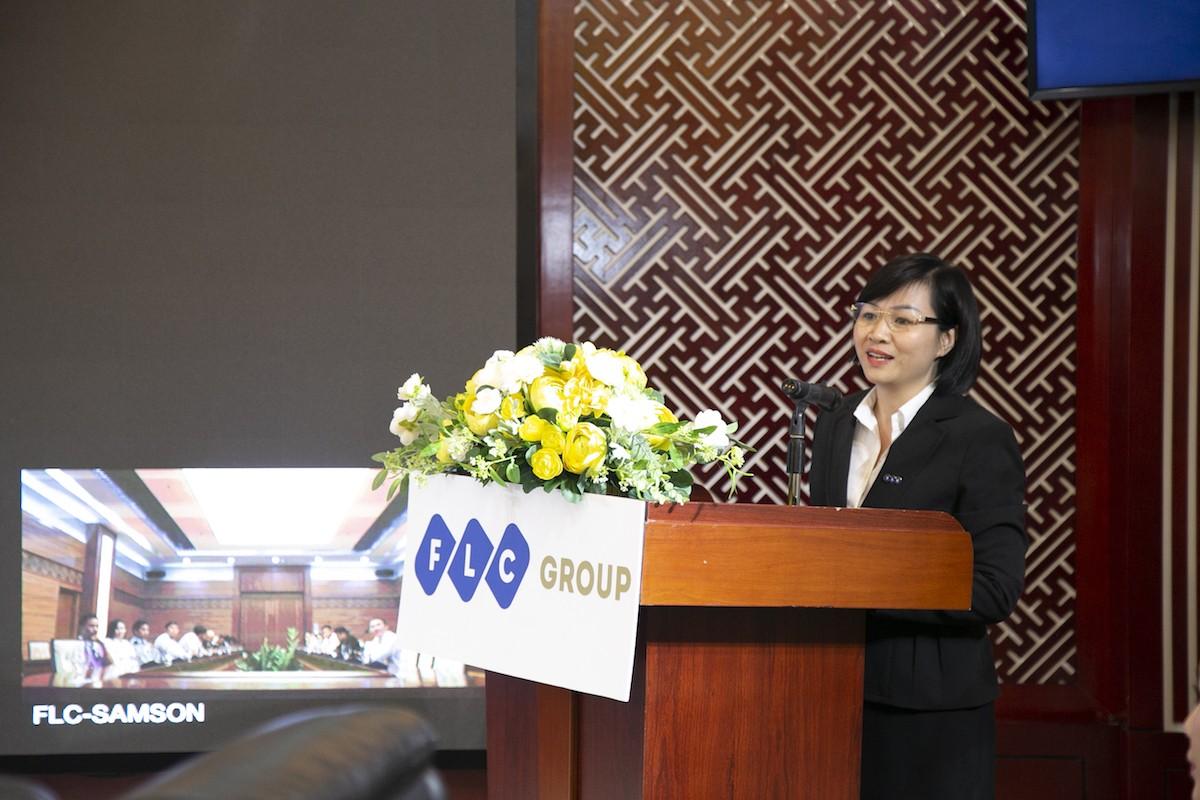 Chính thức bổ nhiệm bà Dương Thị Mai Hoa giữ cương vị Phó Chủ tịch kiêm Phó Tổng giám đốc Bamboo Airways