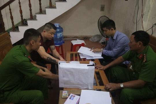 """Nhóm giang hồ đất cảng vào Hà Tĩnh mở tín dụng """"đen"""" với lãi suất """"cắt cổ"""""""