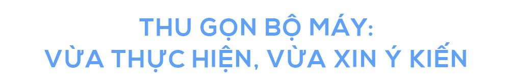 Bo truong Tai chinh: 'Tinh gon bo may, van con can bo tam tu' hinh anh 5