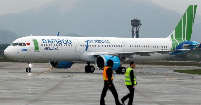 Reuters và Bloomberg: Bamboo Airways sẽ mua 50 máy bay thân hẹp Airbus A321Neo