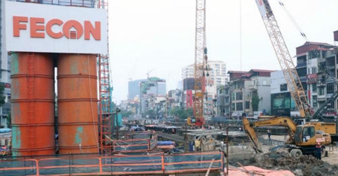 Đường sắt Nhổn - ga Hà Nội bị nhà thầu đòi bồi thường 81 triệu USD
