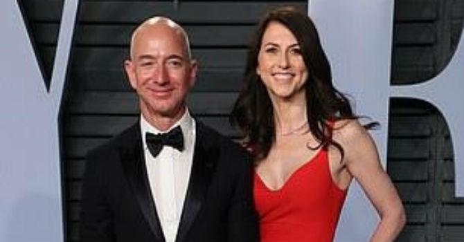 Sau 2 tuần, vợ cũ của Jeff Bezos có thêm 1 tỷ USD từ vụ ly hôn