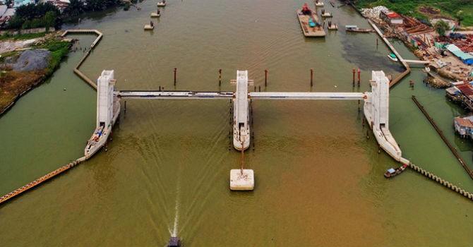 TP.HCM có dự án 10.000 tỷ chưa chắc đã hết ngập