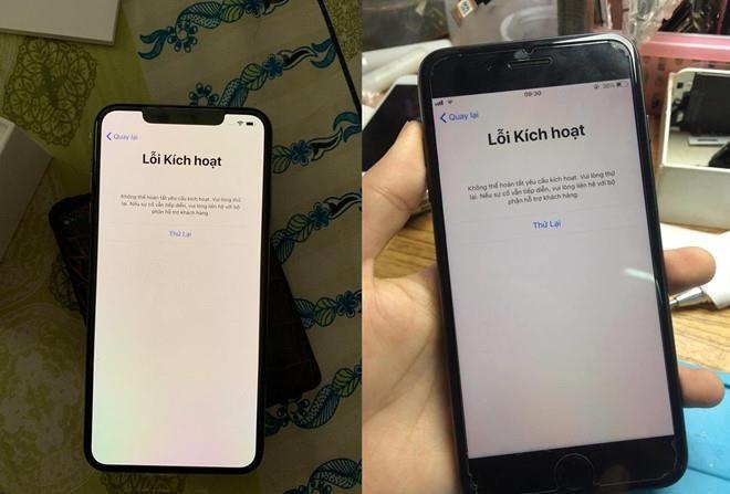iPhone lock đang bị quét sạch ở Việt Nam
