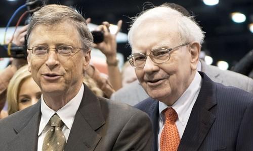 Bill Gates tiết lộ chìa khóa thành công của Warren Buffett